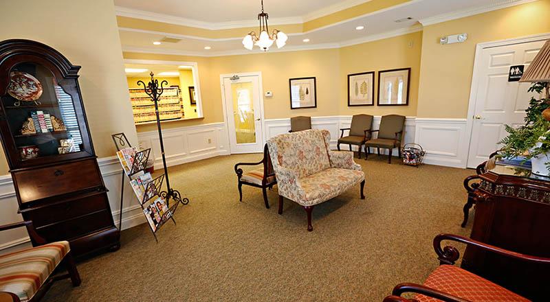 Dr Loden Dentist Office in Warner Robins GA